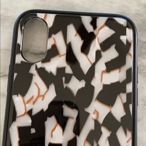 Sonix Accessories - Sonix Black Tort iPhone Case for X and XS